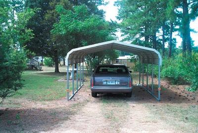 regular style carport